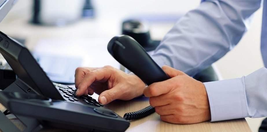 8 мая пройдут прямые телефонные линии