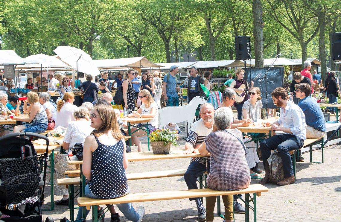 Rotterdamse Oogst markt 4 - Groene avonturen