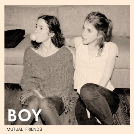 BOY 'Mutual Friends' - Vinyl (Vorbestellen)