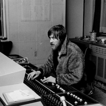 Conny Plank recording