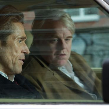 "Still shot from the movie ""A Most Wanted Man"""