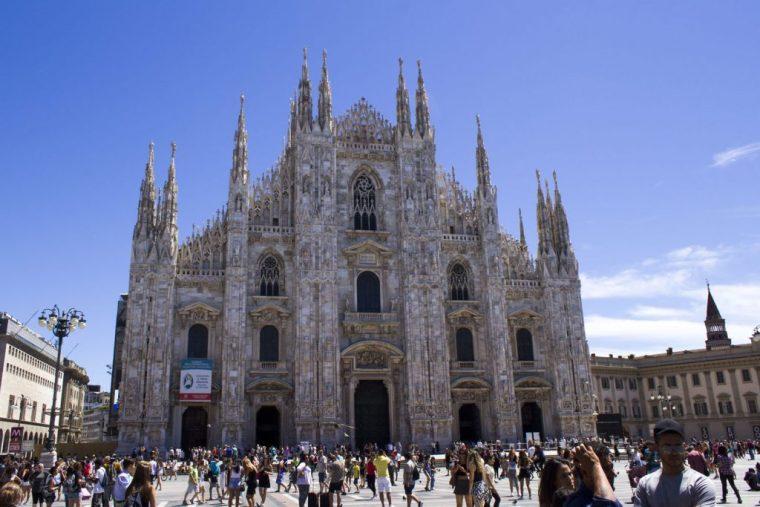Milaan Duomo
