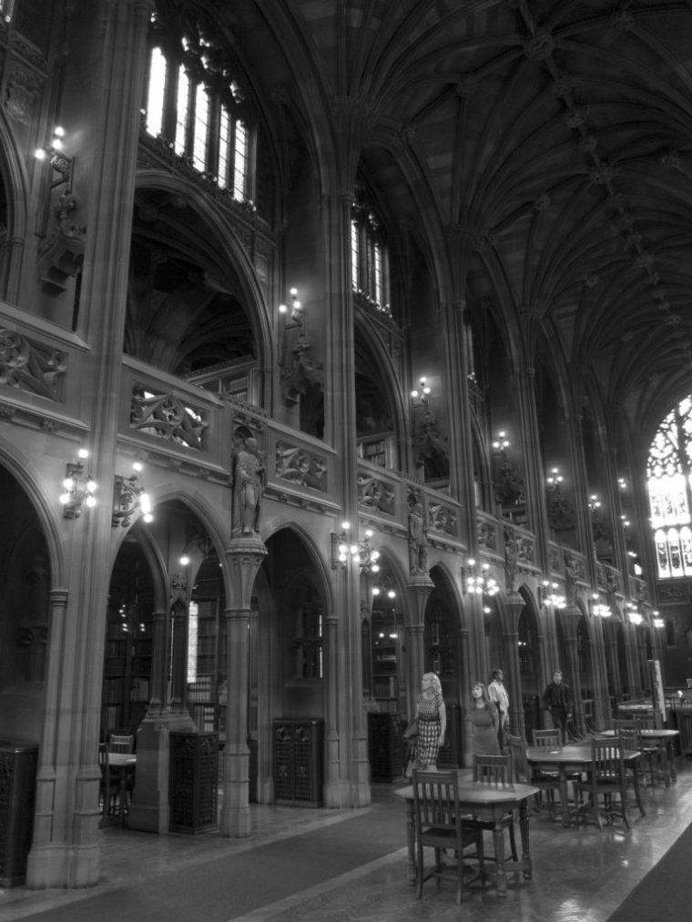John Ryland library