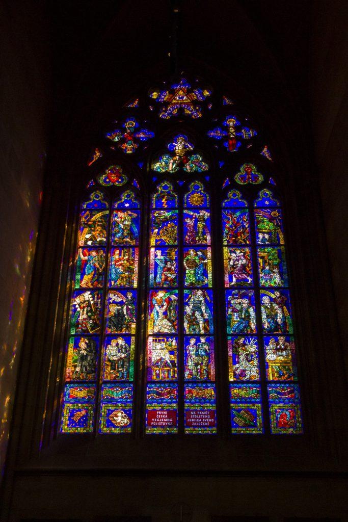 Sint Vitus Praag