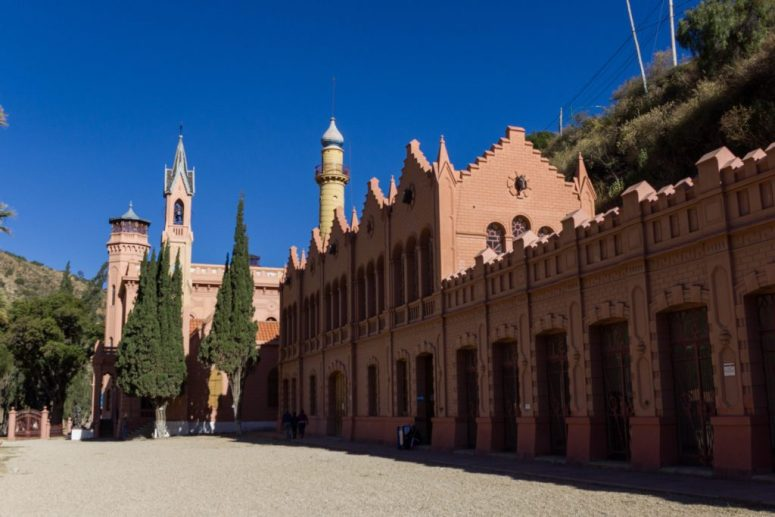 Castillo de la Glorietta Sucre