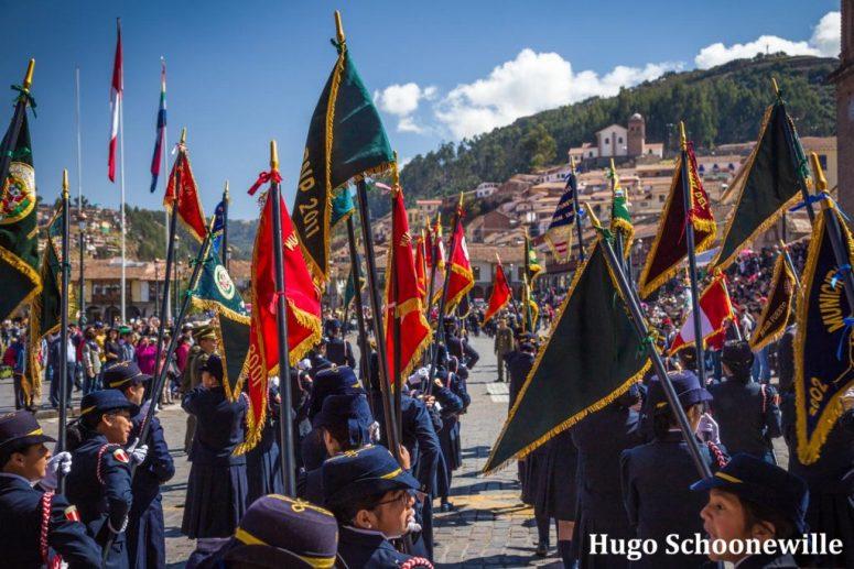 Vlag Cusco