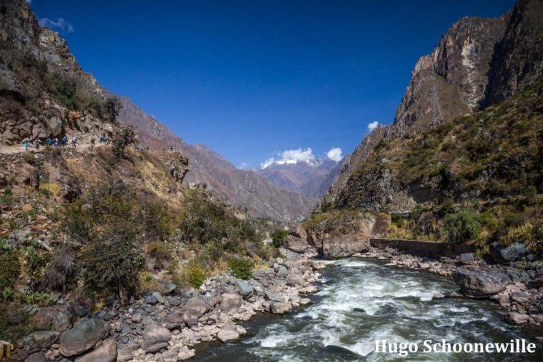 Inca Trail uitzicht