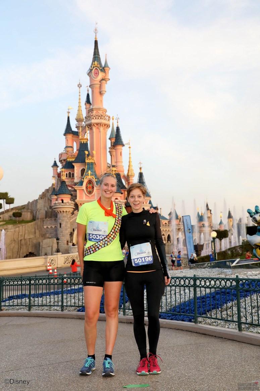 Disneyland Paris Half Marathon kasteel