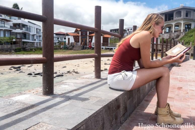 e-reader Galapagos