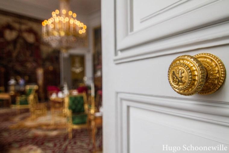 Theesalon keizerin Eugenie Palais de Compiègne