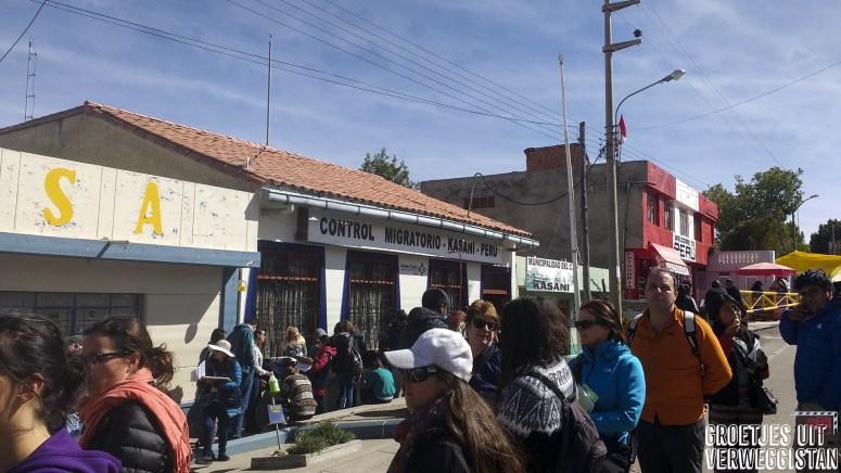 Immigratiekantoor Peru