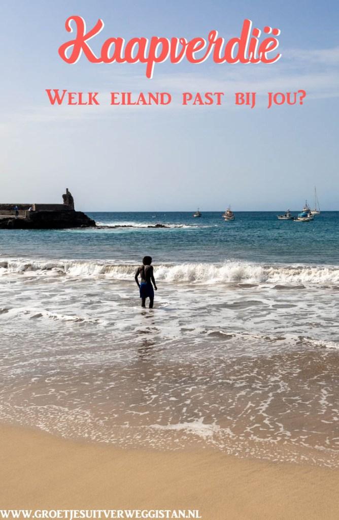 Pinterestafbeelding: Kaapverdië. Welk eiland past bij jou?
