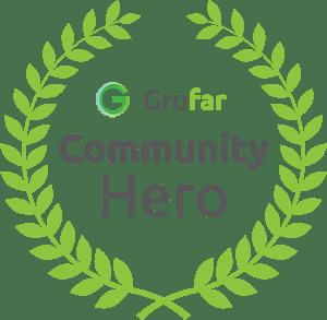 Grofar Community Heroes