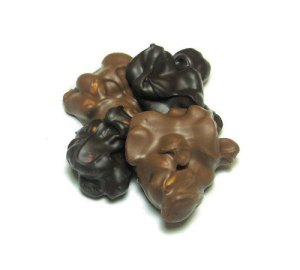 Home Made Peanut Clusters