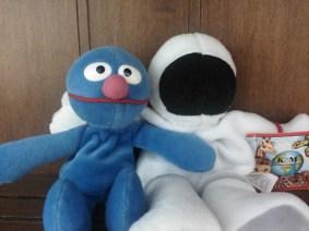 Nicias & Spaceman