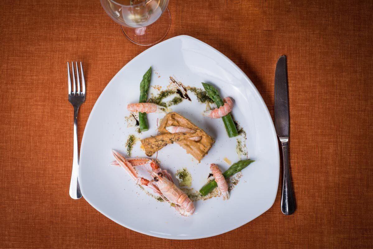 Restaurant Le Cinquante Restaurant Gastronomique Groix