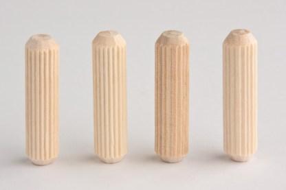 bukové kolíky 8x30, 8x35, 8x40mm