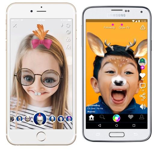 Grom Social Mobile App