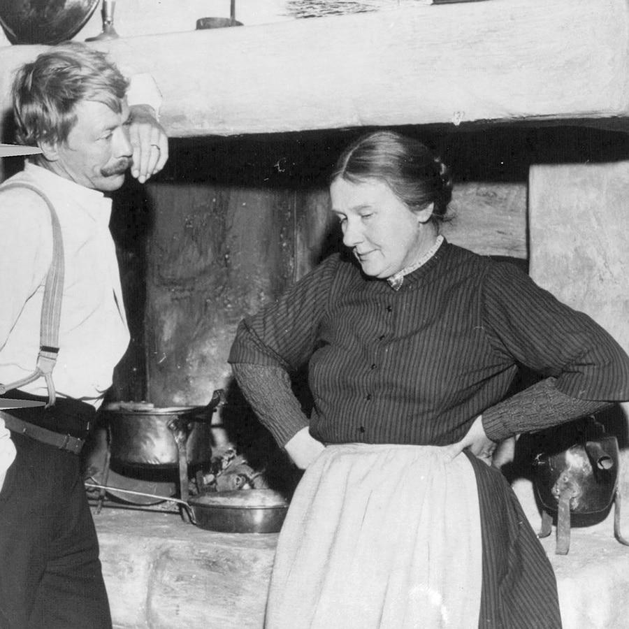Carlsson och madam Flod