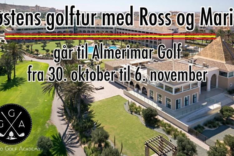 Høstreise til Almerimar!