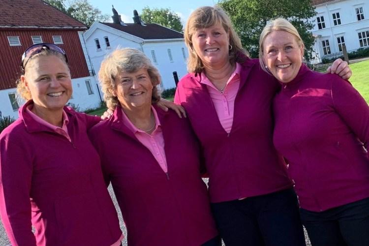 Grønmo-damene rykket opp til Senior Elite!