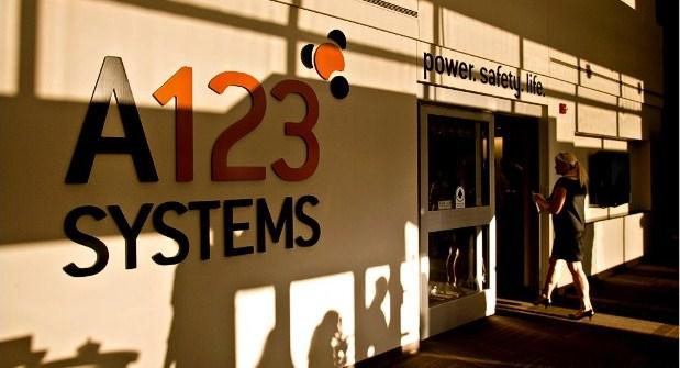 知る人ぞ知る、米国電池メーカーで経営破綻したA123、結局中国万向集団に買収された