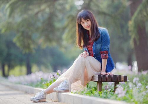 清華大学で2つの学位で卒業した「学覇」の女の子