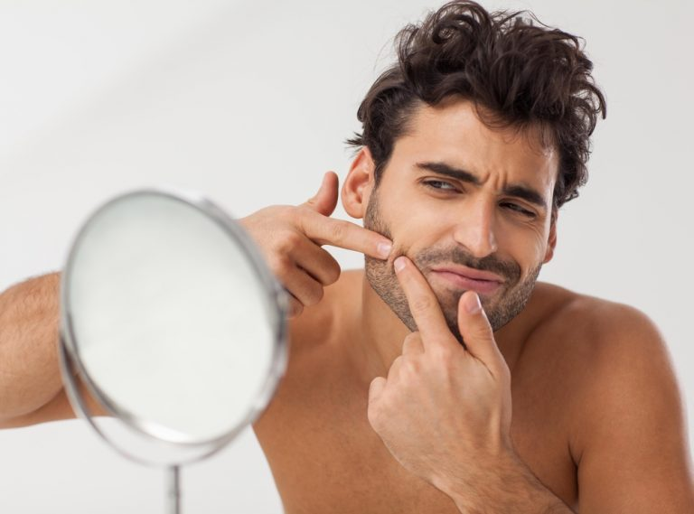 Image result wey dey for Ditch the alcohol before shaving?