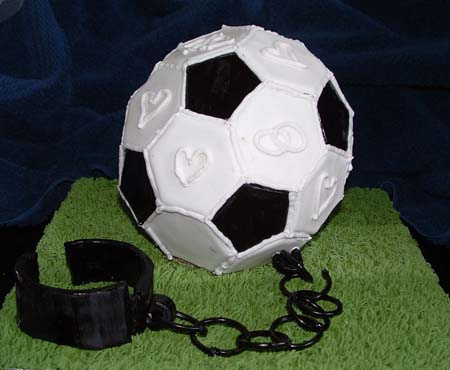 The Top 10 Soccer Wedding Cakes