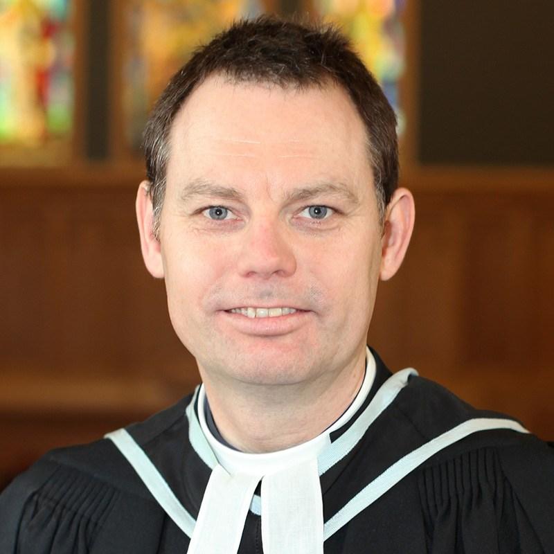 Rev Paul Dalzell, Groomsport Presbyterian