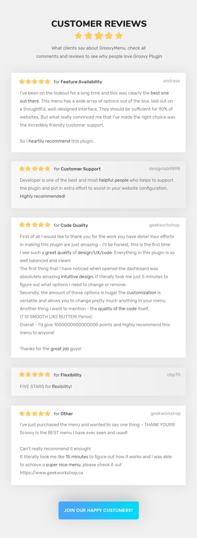 best wordpress mega menu plugin review