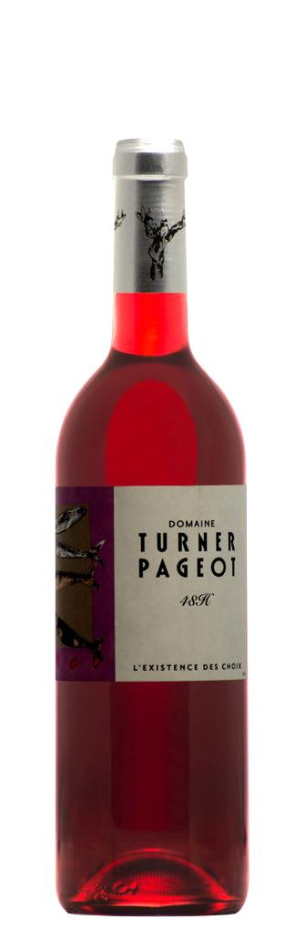 Lichte Rode Wijn : Zeer volle rosé wijn van turner pageot h u groot genot