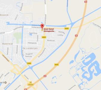 google maps naar groot genot