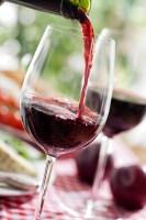 Rode wijn in glas GrootGenot.com
