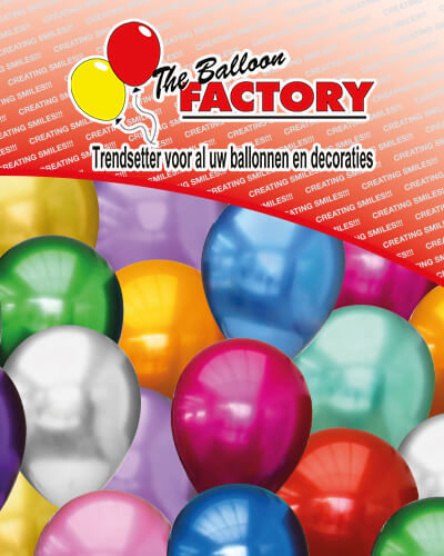The Balloon Factory - Creating a smile