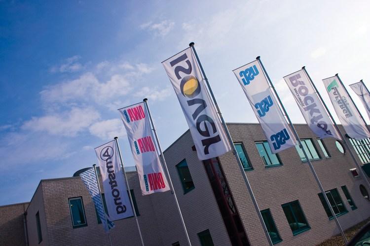 Baniervlaggen Groningen