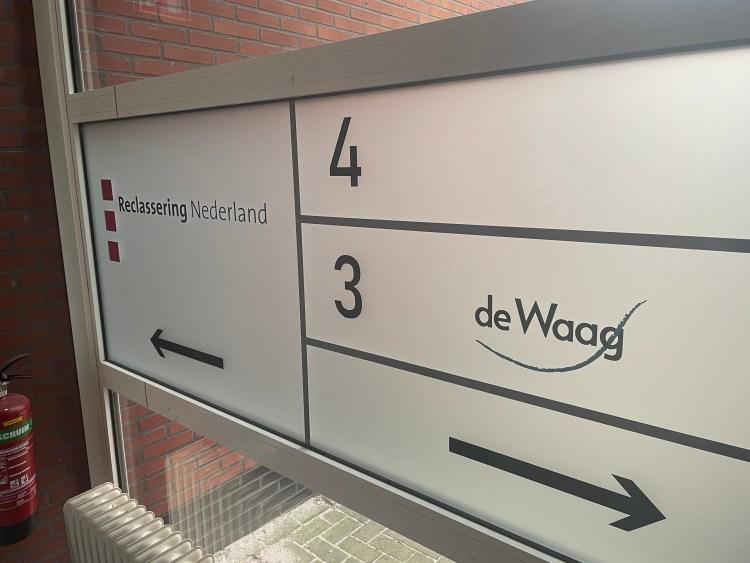 Bestickering Reclassering Nederland
