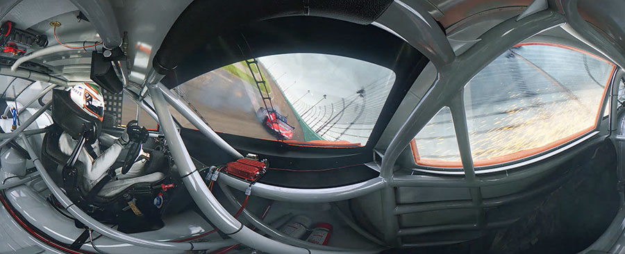 NASCAR and VR