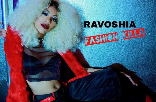 GROOVEMAG UK BEST NEW FEMALE ARTISTS OF 2020: The creative 'Ravoshia' arrives with her groovy RnB laced pop sound on exploding new sleek and fly single 'Fashion Killa'
