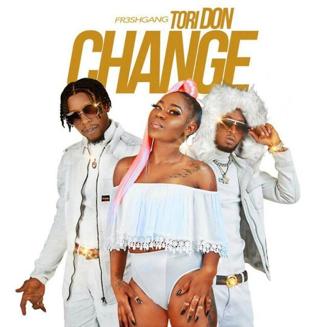 GROOVEMAG #AFRICA FRESH HITS: The Trending music continent of #africa drops a magical warm beat-driven FR3SHGANG sound with sexy vocals and spit on celebrational Mansion Party Twerking hot song 'Tori Don Change'– VIDEO PREVIEW HERE.