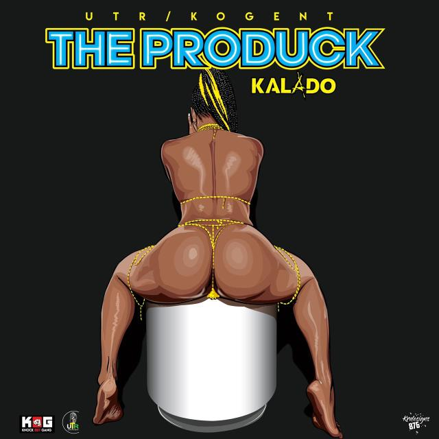 Kalado has released his new single 'The Produck' with a sexy video shot on breathtaking beaches on the North of Jamaica