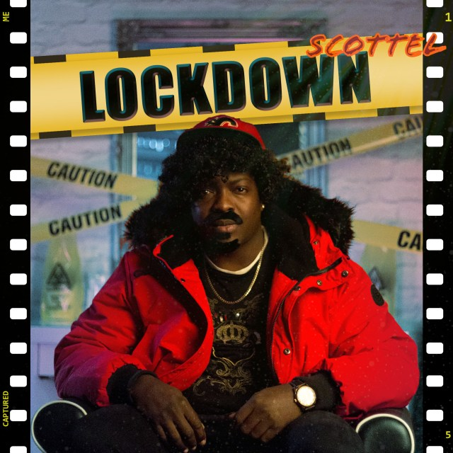 Turn those lockdown blues upside down and listen to Scottel's new single 'Lockdown'