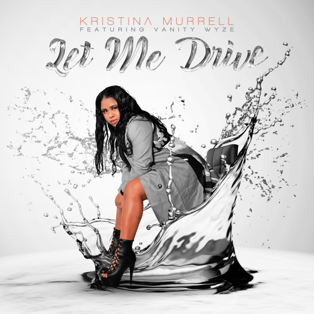 Adorned with plenty of 90s nostalgia, 'Kristina Murrell' releases new single 'Let Me drive'