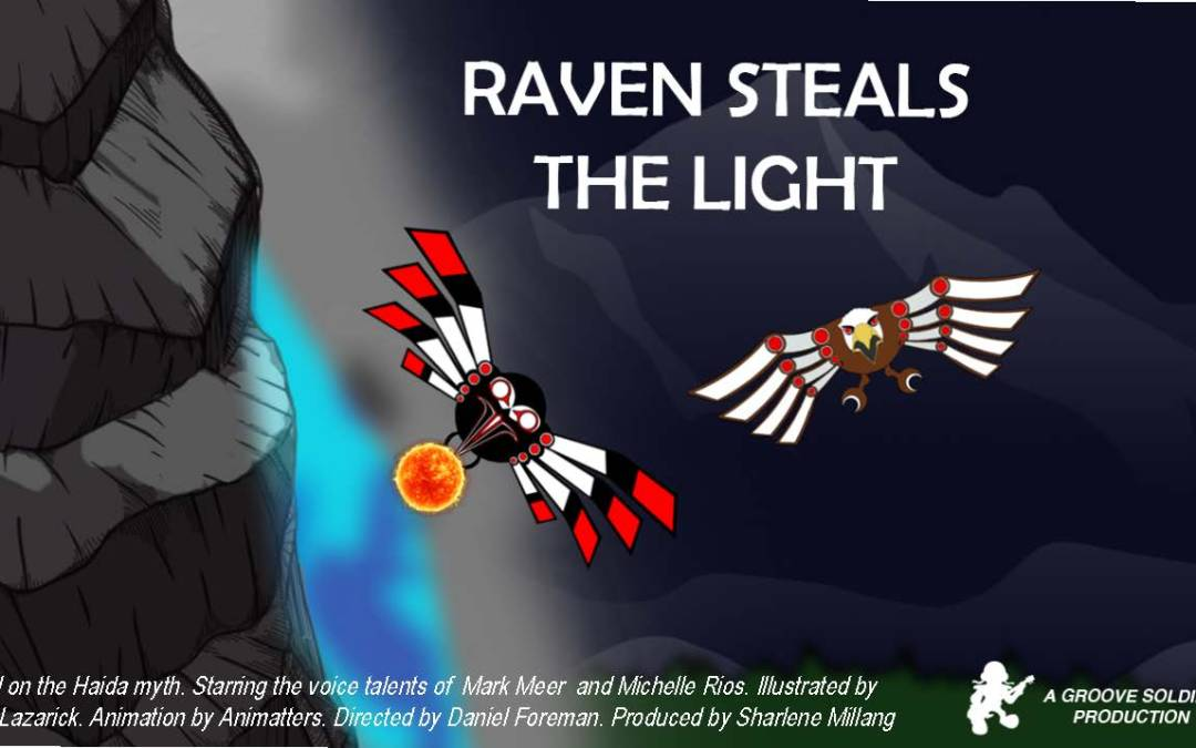 """Short Film Review  For """"Raven Steals The Light"""""""