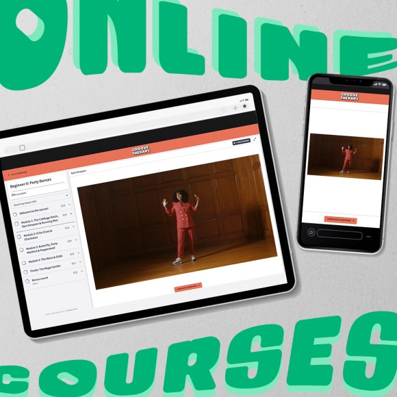 Online adult beginner hip hop classes