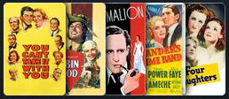 list of films at Letterboxd.com