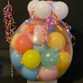 "18"" mini balloon drop"