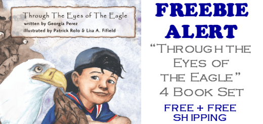 Through the Eyes of the Eagle 4 book set