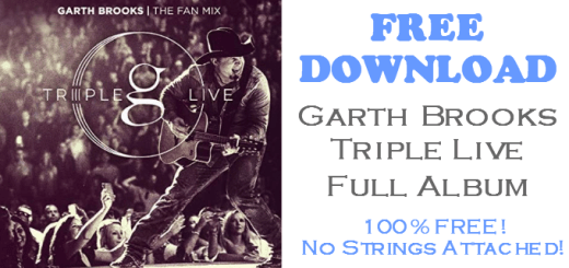 download garth brooks songs for free