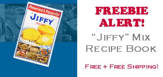 Jiffy Mix FREE Recipe Book